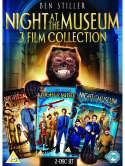 Night At The Museum 1-3 (2 Dvd) [Edizione: Regno Unito]