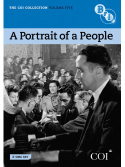 Portrait Of A People - Coi Collection Vol. 5 (2 Dvd) [Edizione: Regno Unito]
