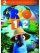 Rio 1 & 2 (2 Dvd) [Edizione: Regno Unito]