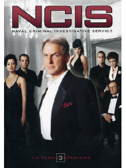 Ncis - Stagione 03 (7 Dvd)