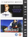 Under Siege 1 & 2 (2 Dvd) [Edizione: Regno Unito]