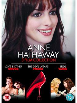 Anne Hathaway - 3 Film Collection (3 Dvd) [Edizione: Regno Unito]