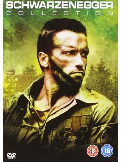 Arnold Schwarzenegger Collaction (4 Dvd) [Edizione: Regno Unito]