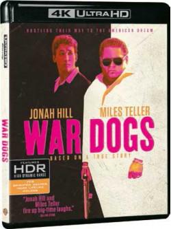 War Dogs - Trafficanti (Blu-Ray 4K Ultra HD+Blu-Ray)