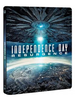 Independence Day - Rigenerazione (3D) (Ltd Steelbook) (Blu-Ray 3D+Blu-Ray)