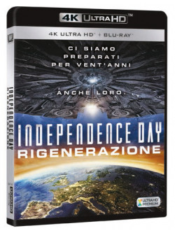 Independence Day - Rigenerazione (Blu-Ray 4K Ultra HD+Blu-Ray)