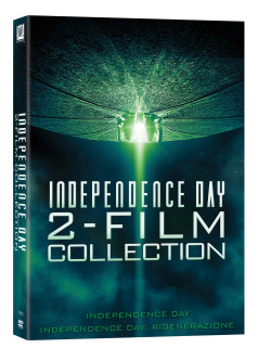 Independence Day (1996) / Independence Day - Rigenerazione (2 Dvd)