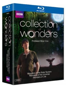 Wonders Of The Solar System/Wonders Of The Universe/Wonders Of... [Edizione: Regno Unito]