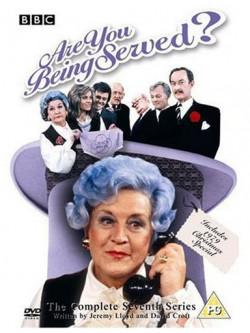 Are You Being Served?: Series 7 [Edizione: Regno Unito]