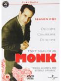 Monk: Series 1 [Edizione: Regno Unito]