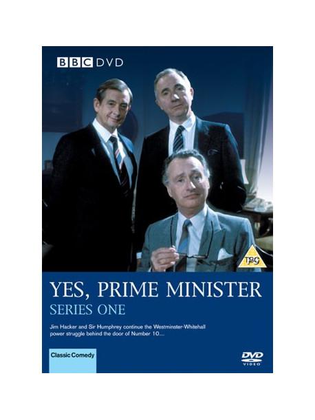 Yes Prime Minister - Complete Series 1 [Edizione: Regno Unito]