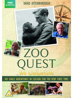Zoo Quest In Colour [Edizione: Regno Unito]