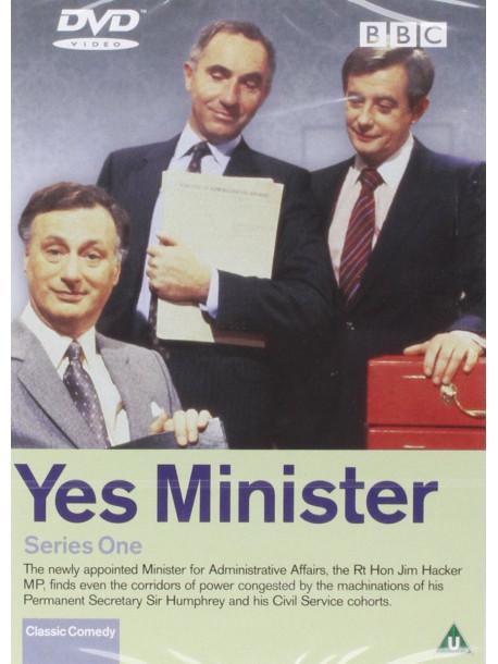 Yes Minister - Complete Series 1 [Edizione: Regno Unito]