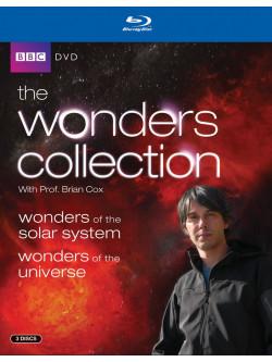 Wonders Collection With Prof. Brian Cox (4 Blu-Ray) [Edizione: Regno Unito]