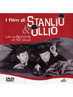 Stanlio & Ollio Collezione (13 Dvd)
