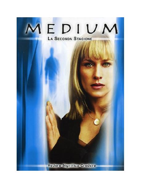 Medium - Stagione 02 (6 Dvd)