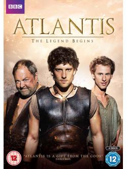 Atlantis (4 Dvd) [Edizione: Regno Unito]