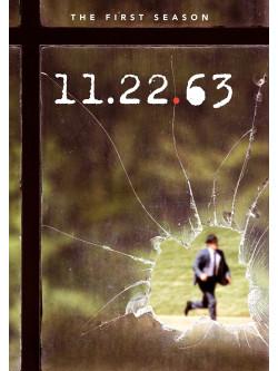 112263 - 11.22.63 (2 Blu-Ray) [Edizione: Regno Unito]