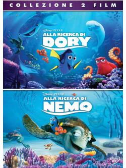 Alla Ricerca Di Dory / Alla Ricerca Di Nemo (2 Dvd)