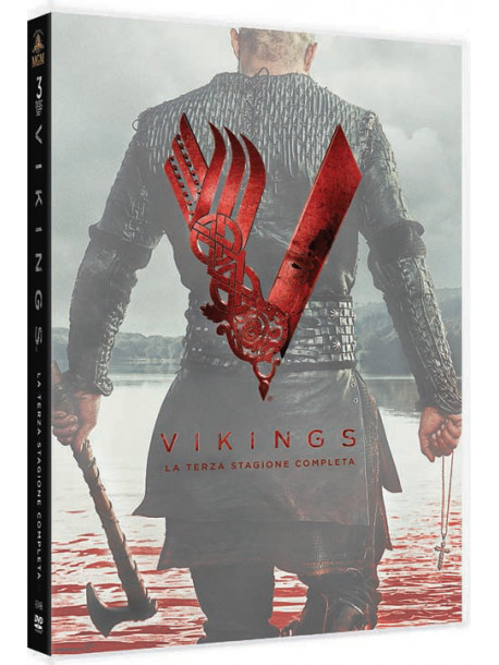 Vikings - Stagione 03 (3 Dvd)