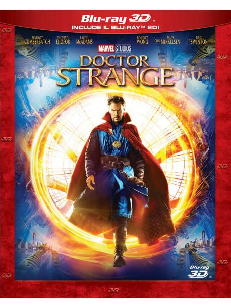 Doctor Strange (3D) (Blu-Ray+Blu-Ray 3D)