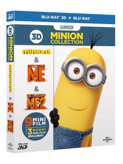 Minion Collection (3 Blu-Ray+3 Blu-Ray 3D)