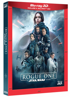 Star Wars - Rogue One (3D) (Blu-Ray 3D+2 Blu-Ray)