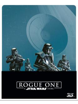 Star Wars - Rogue One (3D) (Ltd Steelbook) (Blu-Ray 3D+2 Blu-Ray)