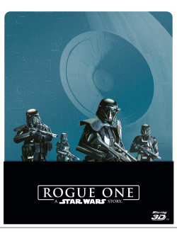 Star Wars - Rogue One (3D) (Ltd Steelbook) (Blu-Ray 3D+2 Blu-Ray)