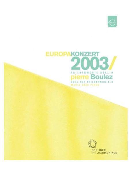 Maurice Ravel - Europakonzert 2003 - Le Tombeau De Couperin (Versione Per Orchestra) - Boulez Pierre Dir