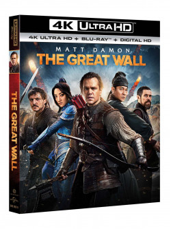 Great Wall (The) (4K Uhd+Blu-Ray)