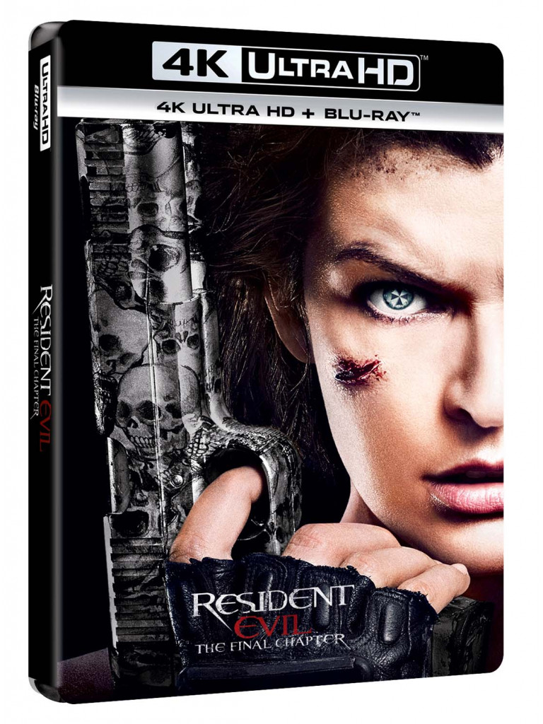Resident evil the final chapter 4k uhd blu ray - Resident evil final chapter 4k ...