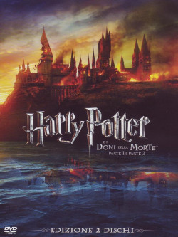 Harry Potter E I Doni Della Morte - Parte 01-02 (2 Dvd)