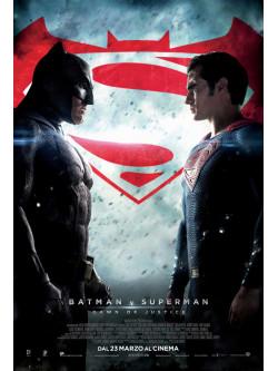 Batman V Superman - Dawn Of Justice (Ex-Rental)