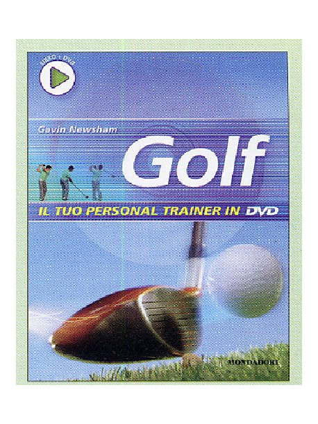 Golf - Il Tuo Personal Trainer (Dvd+Libro)