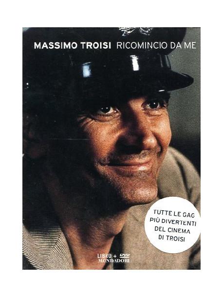 Massimo Troisi - Ricomincio Da Me (Dvd+Libro)