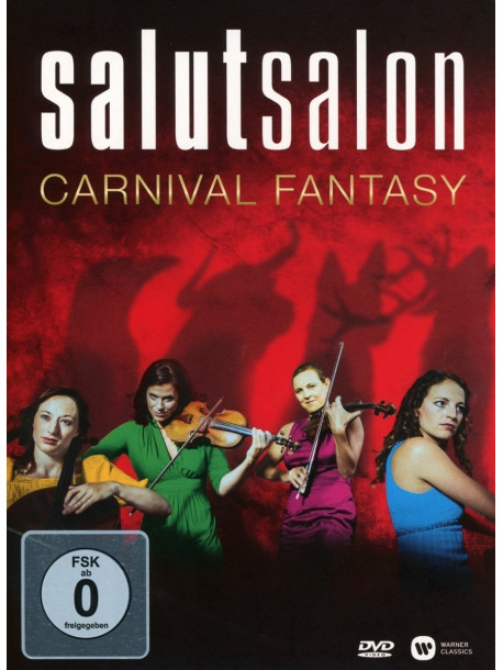 Salut Salon - Carnival Fantasy