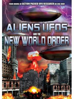 Aliens  Ufos And The New World Order [Edizione: Regno Unito]