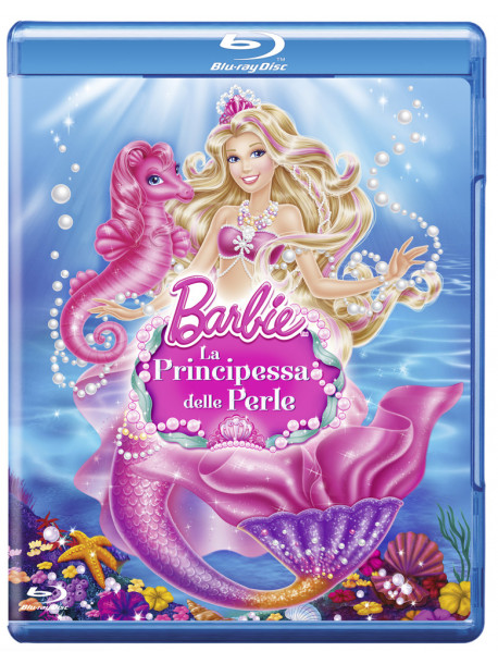 Barbie La Principessa Delle Perle Dvdit