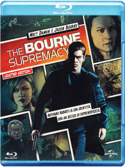 Bourne Supremacy (The) (Ltd Reel Heroes Edition)