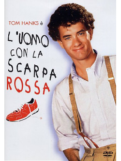 Uomo Con La Scarpa Rossa (L')