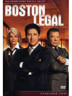 Boston Legal - Stagione 01 (6 Dvd)