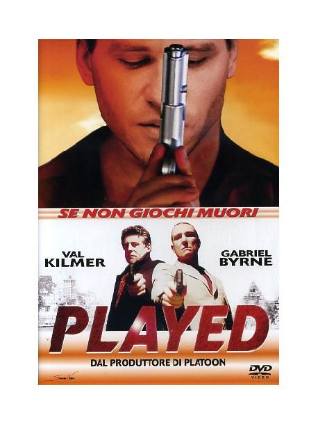 Played - Se Non Giochi Muori
