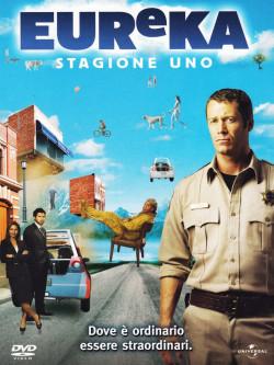 Eureka - Stagione 01 (3 Dvd)