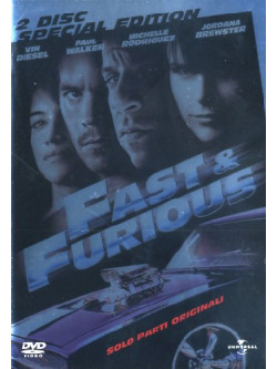 Fast And Furious - Solo Parti Originali (SE) (2 Dvd)