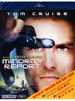 Minority Report (Blu-Ray+Dvd)