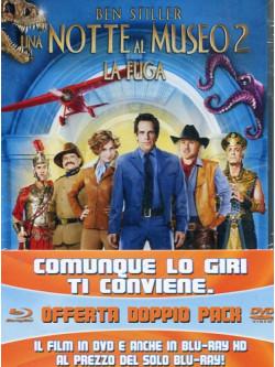 Notte Al Museo 2 (Una) - La Fuga (Edizione B-Side) (Dvd+Blu-Ray)