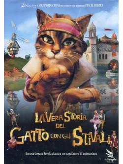 Vera Storia Del Gatto Con Gli Stivali (La)
