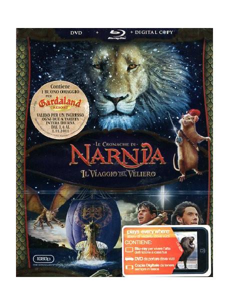 Cronache Di Narnia (Le) - Il Viaggio Del Veliero (Blu-Ray+Dvd+Digital Copy)