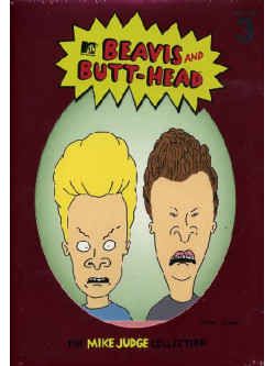 Beavis & Butt-Head - The Mike Judge Collection 03 (3 Dvd)